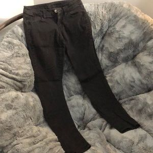 American Eagle Black Jegging